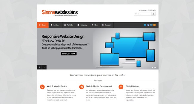 Sienna Web Designs